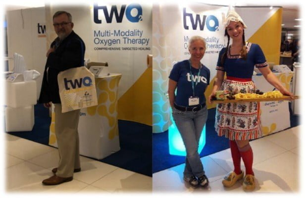 AOTI's Topical Wound Oxygen (TWO2) Therapy Highlighted at Leading Worldwide Wound Care Conferences